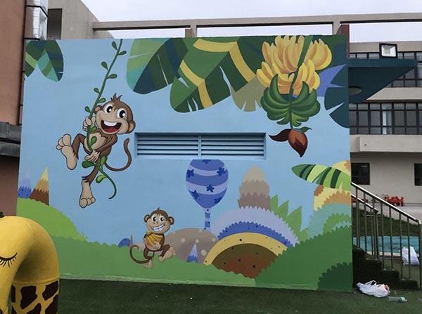 新城幼儿园消防泵房改造