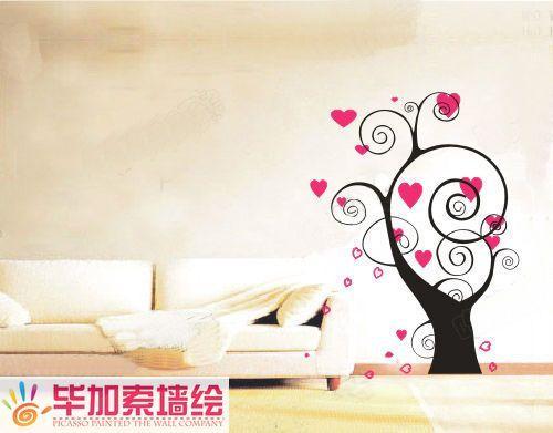 天津墙绘,天津手绘墙,天津毕加索墙绘公司