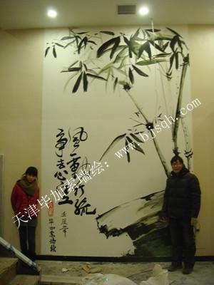 天津毕加索艺术创意有限公司——墙绘,手绘墙,壁画,墙